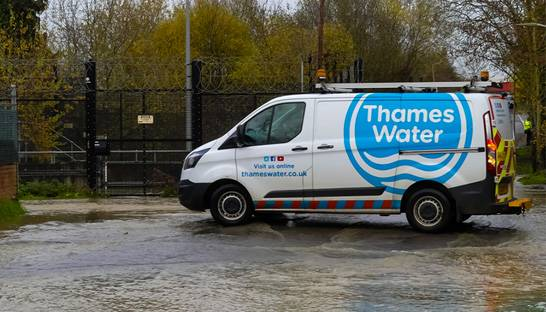 Thames Water taps Atkins as strategic delivery partner