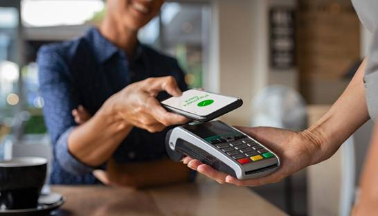 Contactless payments win out among health and safety concerns