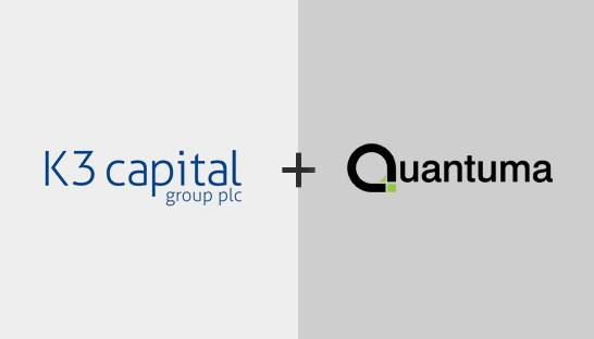 Quantuma agrees £27 million merger with K3 Capital Group
