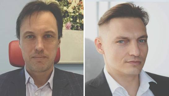 Vitali Ryabtsev and Waldemar Herti join VINT Consult