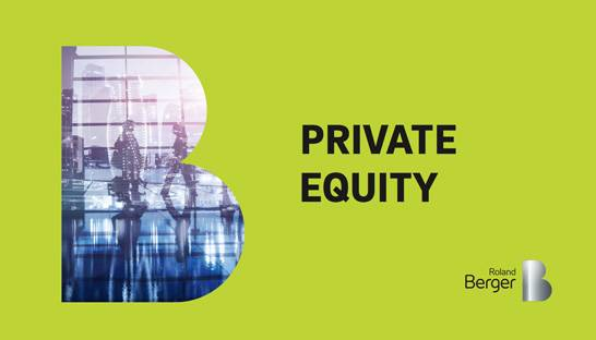 Roland Berger's outlook on the DACH private equity market