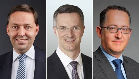 Roland Berger MT: Stefan Schaible, Marcus Berret and Denis Depoux