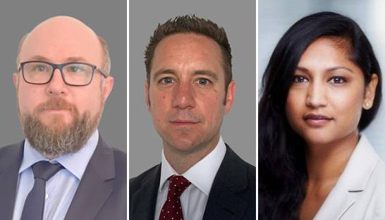 A&M adds trio to UK disputes and investigations practice