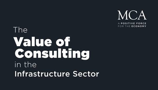 How consulting firms can deliver value to infrastructure sector