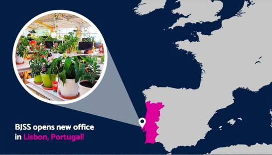 British technology consultancy BJSS opens office in Lisbon