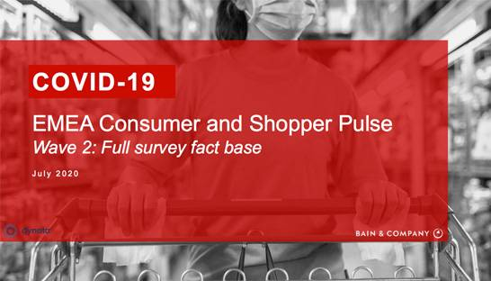 10 charts from Bain on how consumer behaviour is changing