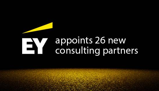 EY Australia appoints 26 new partners in consulting division