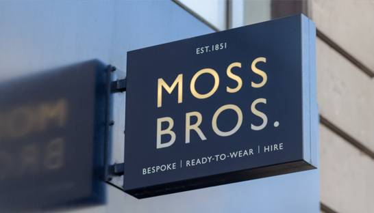 Menswear retailer Moss Bros hires KPMG for restructuring