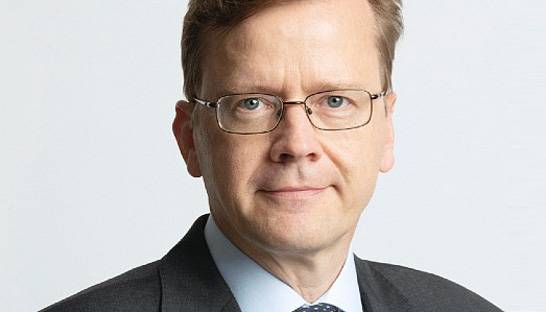 Martin Mende new Head of Strategy at Credit Suisse Switzerland