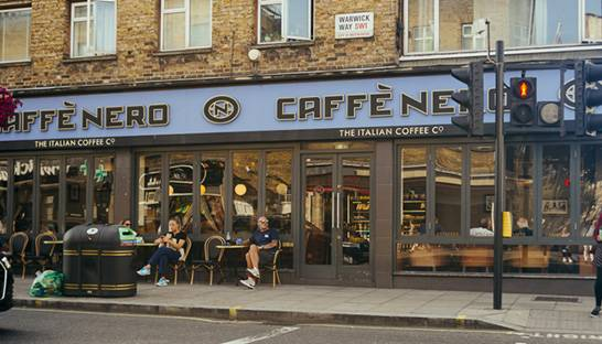 KPMG appointed by Caffe Nero to find savings