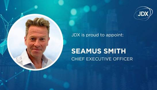 JDX Consulting names Seamus Smith as CEO