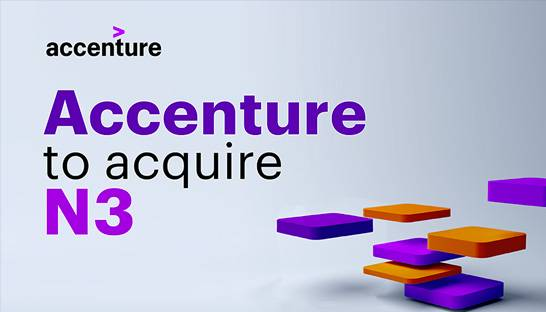 Accenture buys inside sales firm N3