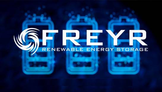 FREYR taps umlaut for new lithium battery factory in Norway
