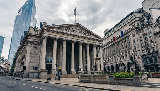 PA Consulting supports FCA and Bank of England
