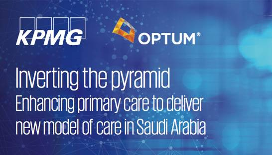 Delivering a new model of primary healthcare in Saudi Arabia