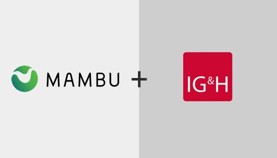 Mambu names IG&H a consulting partner for Benelux