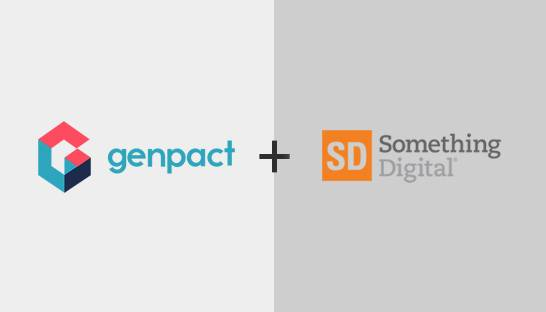 Genpact acquires e-commerce agency Something Digital