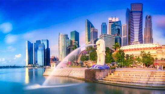Singapore remains the globe's top city for urban mobility