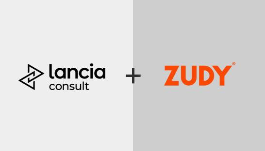 LanciaConsult partners with low-code platform Zudy