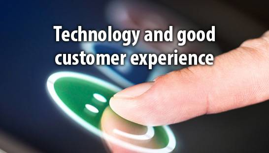 Four ways how technology can improve customer experience