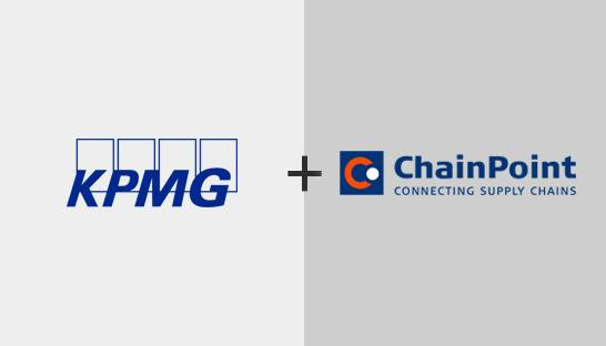 KPMG inks partnership with supply chain platform ChainPoint