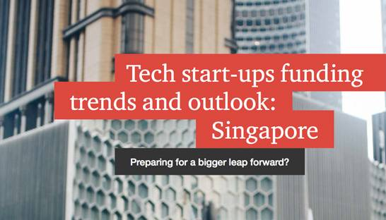 Singapore tech startup scene poised for rebound after Covid-19