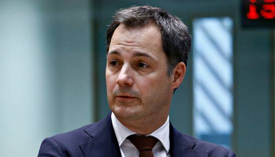 Alexander de Croo: from BCG to Belgium's Prime Minister