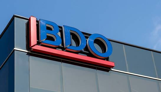 BDO passes Big Four audit contract tally in UK