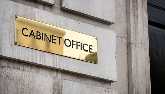 Cabinet Office regularly hires MBB and Big Four consultancies