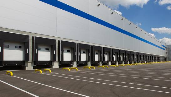 The rise of mega distribution centers in Germany and Benelux