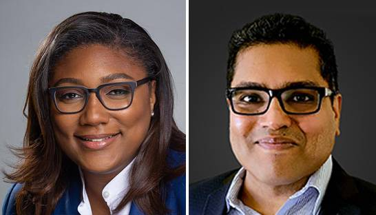 FTI adds Michele Booth and Sumeet Gupta as senior managing directors