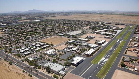 Chandler Airport needs $100 million upgrade, say consultants