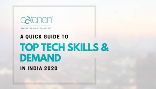 The 10 most in-demand technology roles & skills in India