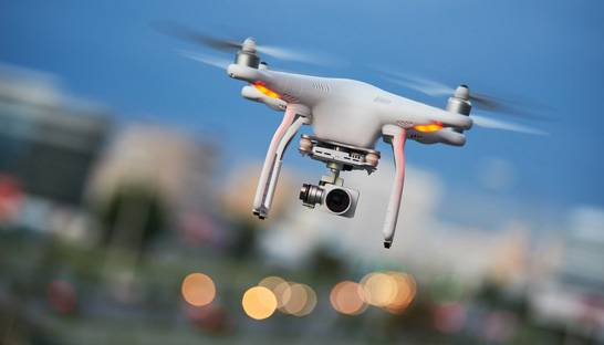Drones can boost Australia's GDP by $15 billion over 20 years