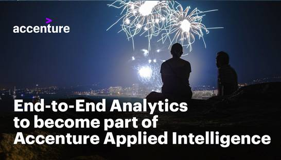 Accenture acquires Palo Alto-based End-to-End Analytics