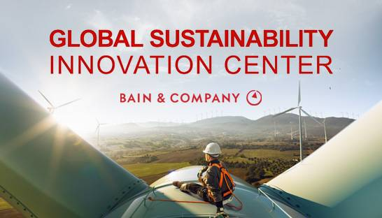 Bain & Company launches sustainability innovation center in Singapore