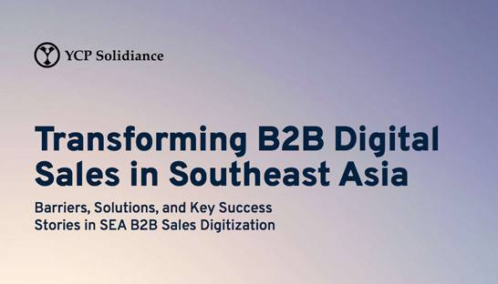 Digital sales an opportunity for B2B players in Southeast Asia
