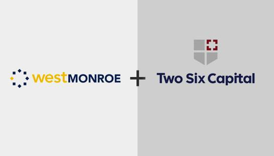 West Monroe acquires data science consultancy Two Six Capital