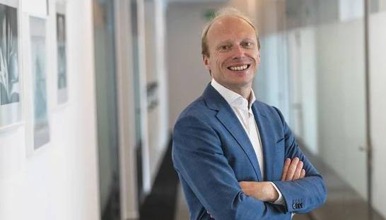 BCG partner Peter Adams named CEO of ING Belgium