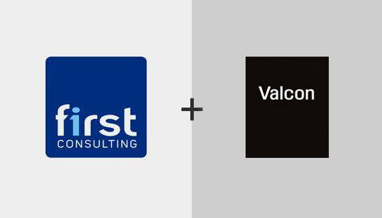 First Consulting and Valcon join forces to form 500-strong group