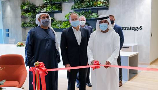 PwC opens office at Dubai's Emaar Square, fourth in UAE
