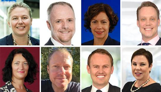 KPMG promotes 8 to partner in Management Consulting division