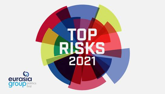 Eurasia Group names top global risks for 2021