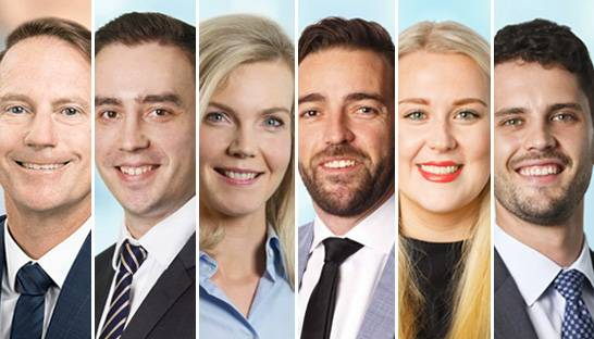 HLB Mann Judd appoints six Directors in Adelaide and Sydney