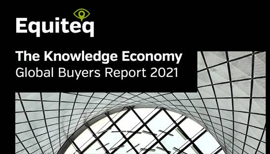 How buyers in professional services will approach M&A in 2021