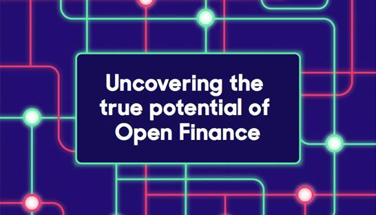 Open Finance presents major opportunities for financial services