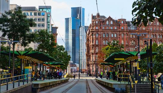 Grant Thornton takes up new office in Manchester city centre