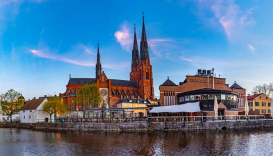 Uppsala selects engineering consultancy Systra for tramway project