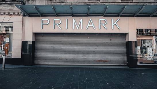 Lack of ecommerce costs Primark over £1 billion during lockdown
