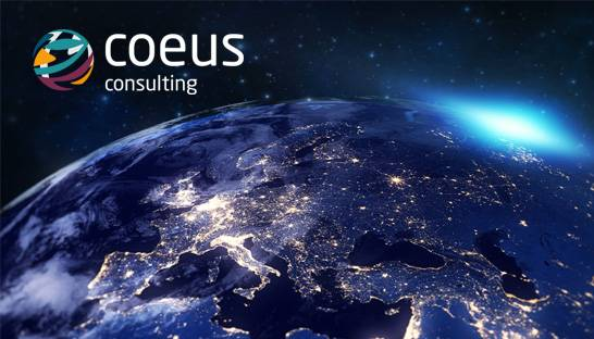 Coeus Consulting's European fees now 35% of group revenues